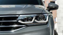 Volkswagen Tiguan 1.5 TSI R-Line: dettaglio frontale