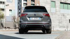 Volkswagen Tiguan 1.5 TSI R-Line: dettaglio posteriore