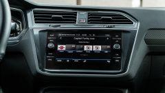 Volkswagen Tiguan 1.5 TSI R-Line: display principale