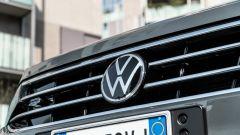 Volkswagen Tiguan 1.5 TSI R-Line: griglia frontale