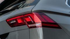Volkswagen Tiguan 1.5 TSI R-Line: i fanali sul retro