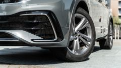 Volkswagen Tiguan 1.5 TSI R-Line: paraurti