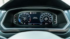 Volkswagen Tiguan 1.5 TSI R-Line: quadro strumenti