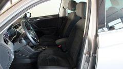 Volkswagen Tiguan 2.0 Tdi 150 CV DSG 4Motion: i sedili anteriori