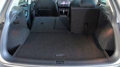 Volkswagen Tiguan 2.0 Tdi 150 CV DSG 4Motion: il bagagliaio