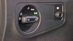 Volkswagen Tiguan 2.0 Tdi 150 CV DSG 4Motion: il comando luci e quello dello head up display