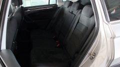 Volkswagen Tiguan 2.0 Tdi 150 CV DSG 4Motion: il divanetto posteriore scorrevole