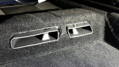 Volkswagen Tiguan 2.0 Tdi 150 CV DSG 4Motion: la bocchetta di aereazione posteriore