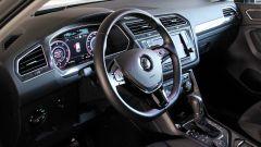 Volkswagen Tiguan 2.0 Tdi 150 CV DSG 4Motion: la plancia