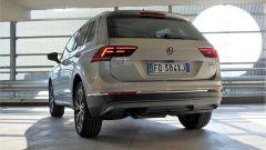 Volkswagen Tiguan 2.0 Tdi 150 CV DSG 4Motion: vista posteroire