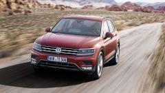 Volkswagen Tiguan 2016: foto LIVE e info - Immagine: 7