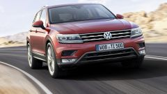 Volkswagen Tiguan 2016: foto LIVE e info - Immagine: 6