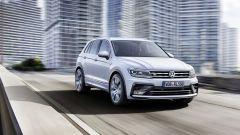 Volkswagen Tiguan 2016: foto LIVE e info - Immagine: 17