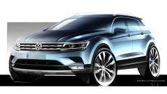 Volkswagen Tiguan 2016: foto LIVE e info - Immagine: 18