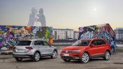 Volkswagen Tiguan 2016, la prova su strada a Berlino