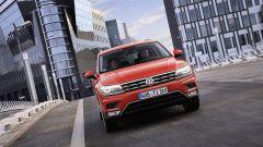 Volkswagen Tiguan 2016, la prova su strada