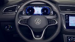 Volkswagen Tiguan 2020, il cockpit digitale