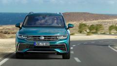 Volkswagen Tiguan 2020, il frontale