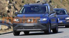 Volkswagen Tiguan 2021 facelift: le novità