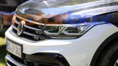 Volkswagen Tiguan 2021: i gruppi ottici
