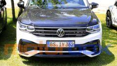 Volkswagen Tiguan 2021: il nuovo frontale
