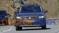 Volkswagen Tiguan 2021: le foto del facelift
