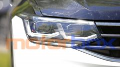 Volkswagen Tiguan 2021: le nuove luci diurne ereditate da Golf