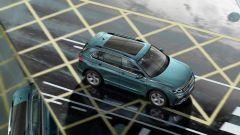 Nuova Volkswagen Tiguan 2021: il video