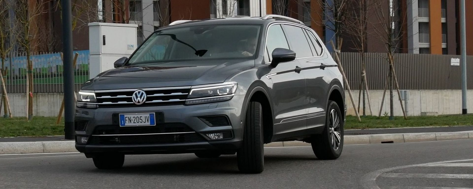volkswagen tiguan allspace advanced 2 0 tdi 150 cv dsg 4motion prova dimensioni consumi prezzo. Black Bedroom Furniture Sets. Home Design Ideas