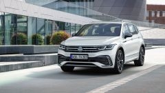 Nuovo Volkswagen Tiguan Allspace 2021: SUV sette posti, motori, allestimenti