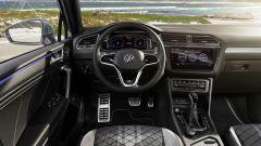 Volkswagen Tiguan Allspace 2021: l'abitacolo