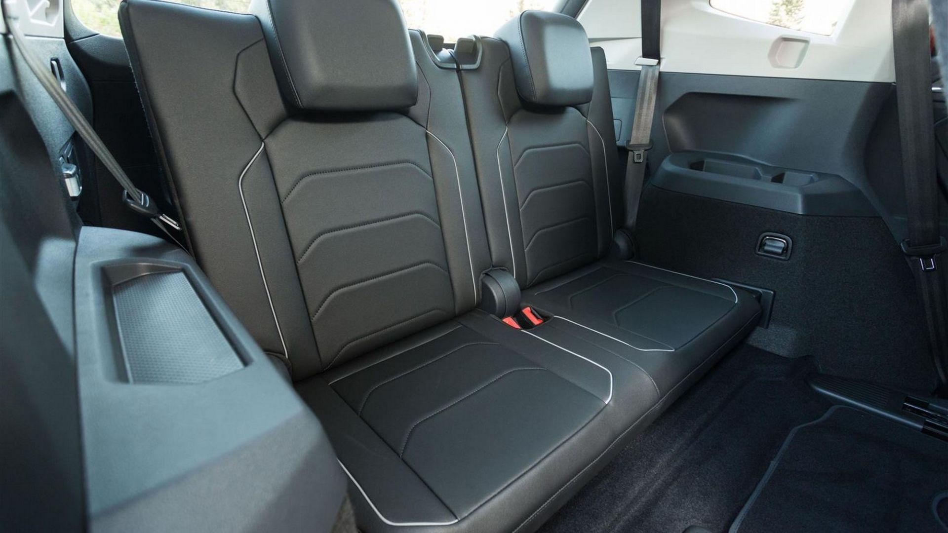 Volkswagen Tiguan Allspace Prezzi Dimensioni Interni