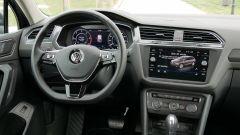 Volkswagen Tiguan Allspace - abitacolo, interni