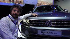 Volkswagen Tiguan Allspace: in video dal Salone di Ginevra 2017  - Immagine: 1