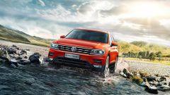 Volkswagen Tiguan Allspace: arriverà in estate in versione 2WD e 4WD