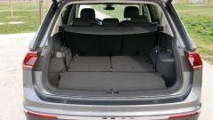 Volkswagen Tiguan Allspace - bagagliaio in configurazione 5 posti