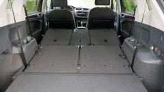 Volkswagen Tiguan Allspace - bagagliaio sedili reclinati