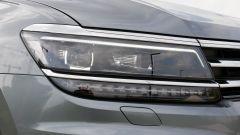 Volkswagen Tiguan Allspace - dettaglio fari