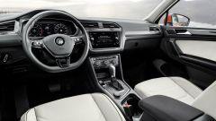 Volkswagen Tiguan Allspace, gli interni