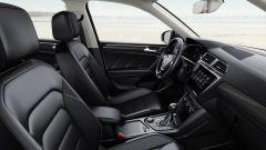 Volkswagen Tiguan Allspace: gli interni