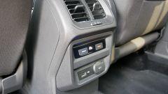 Volkswagen Tiguan Allspace - il climatizzatore è a tre zone