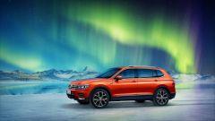 Volkswagen Tiguan Allspace: il passo si allunga di 11 cm, la carrozzeria di 21