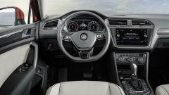 Volkswagen Tiguan Allspace, il posto guida