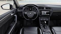 Volkswagen Tiguan Allspace: il posto guida