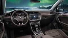 Volkswagen Tiguan Allspace: negli interni fino a 7 posti