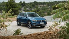 Volkswagen Tiguan Allspace: prezzi e allestimenti per l'Italia - Immagine: 10