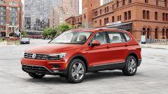 Volkswagen Tiguan Allspace: ecco la Tiguan allungata - Immagine: 5