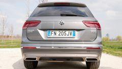 Volkswagen Tiguan Allspace - visuale posteriore