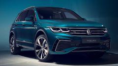 Volkswagen Tiguan facelift, consegne da ottobre 2020