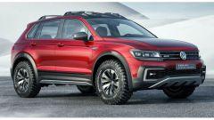 Volkswagen Tiguan GTE Active Concept - Immagine: 2